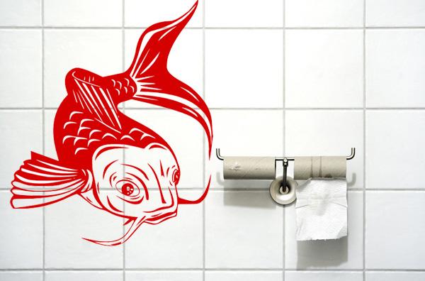 Fisch namens Wanda L