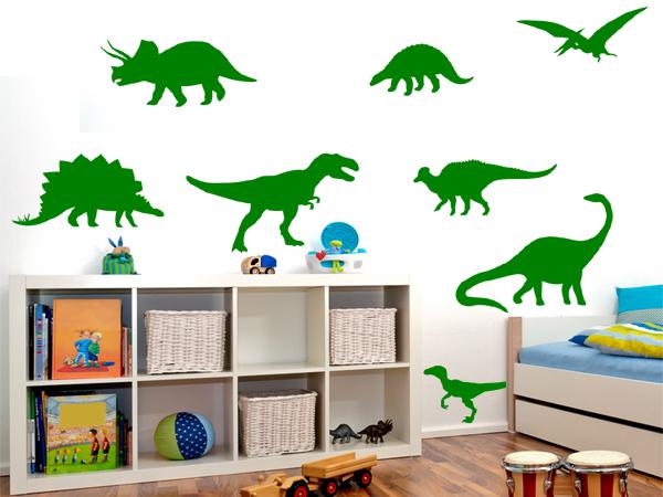 Dinosaurier Dino-Set M