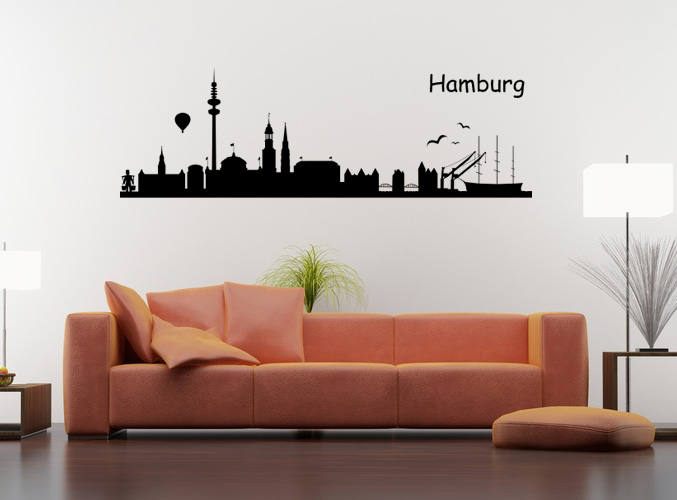 Skyline Hamburg M