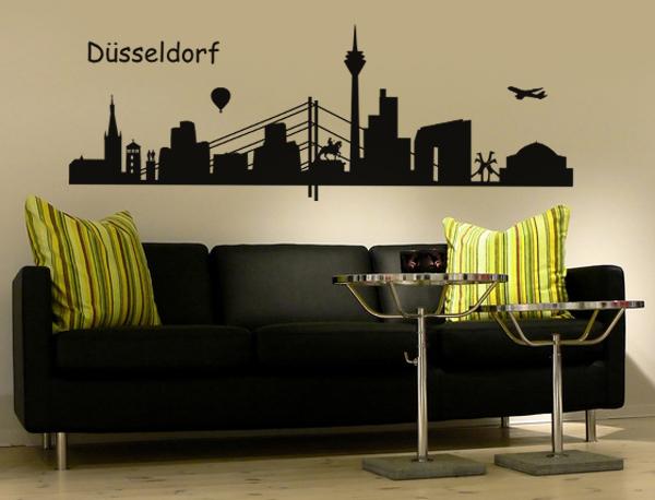 Skyline Düsseldorf XL