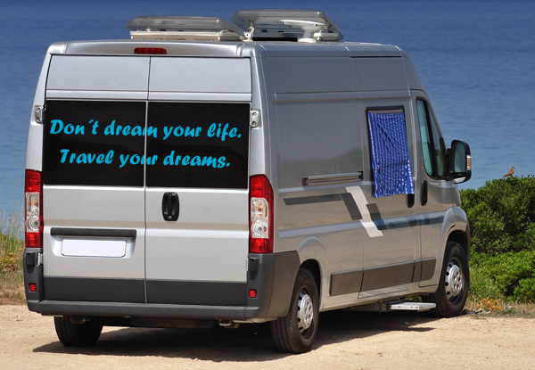 Don´t dream your life. Travel your dreams
