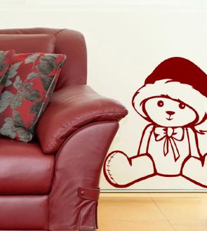 Weihnachtsteddy L