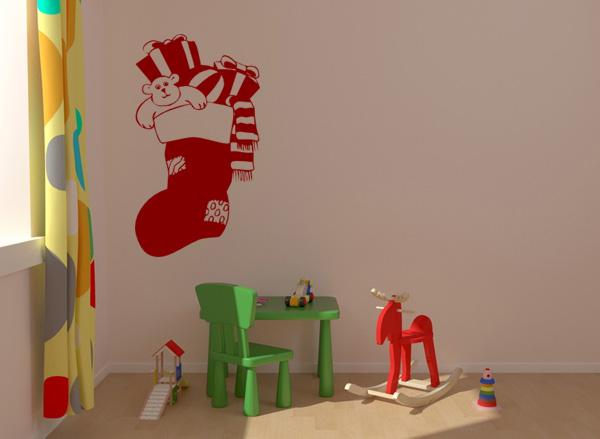 Weihnachtsstrumpf L