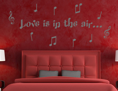 Love is in the air XL