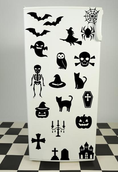 Halloween-Set M