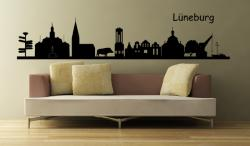 Skyline Lüneburg