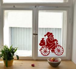 Weihnachtsfahrrad L