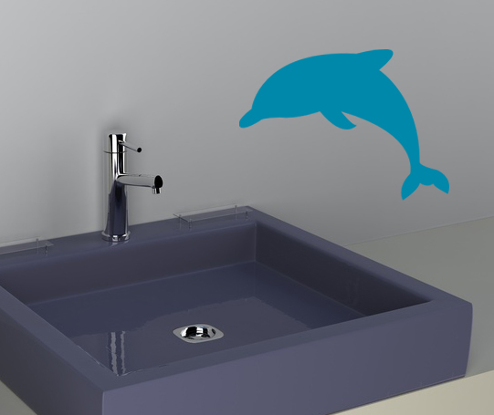Delfin einzeln