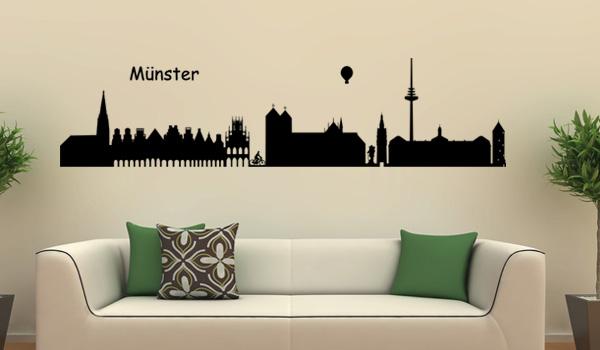 Skyline Münster