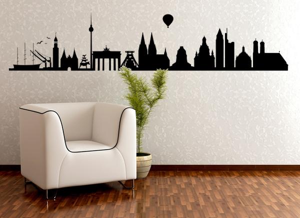 Skyline Deutschland