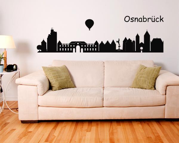 Skyline Osnabrück