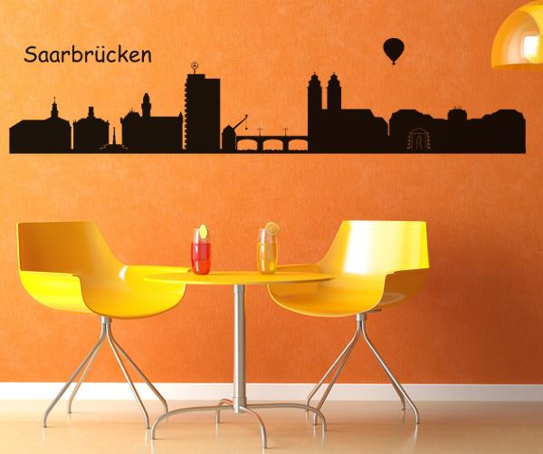 Skyline Saarbrücken