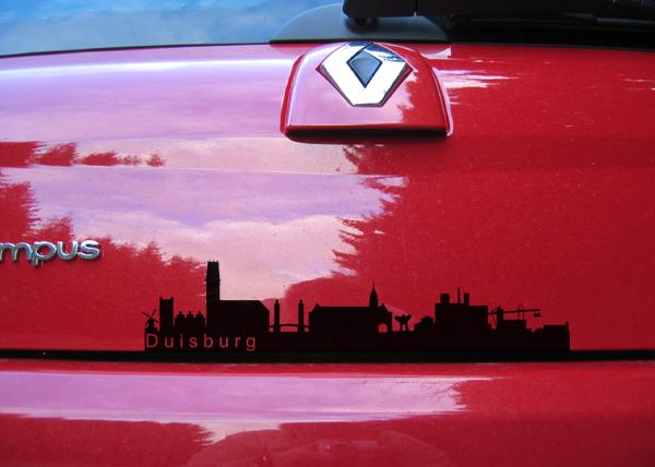 Autoskyline Duisburg