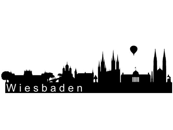 Autoskyline Wiesbaden