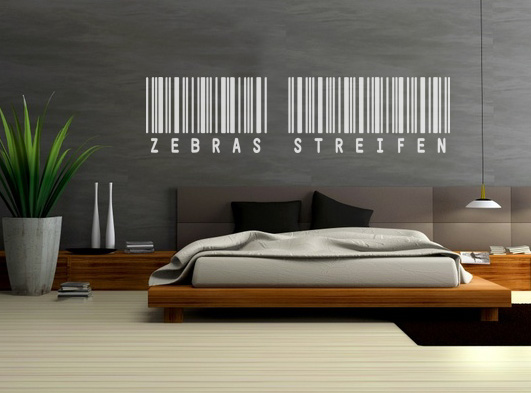 Zebras Steifen