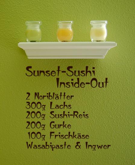 Sunset-Sushi Inside Out