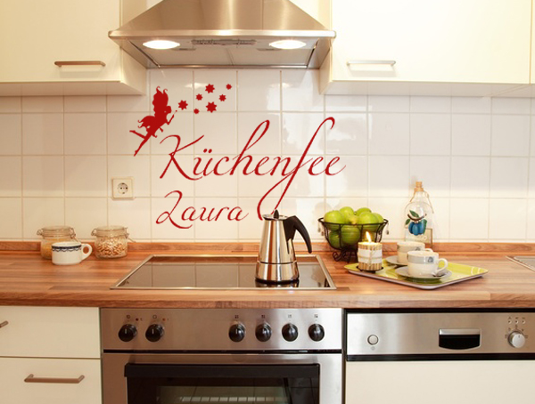 "Küchenfee ""Name"""