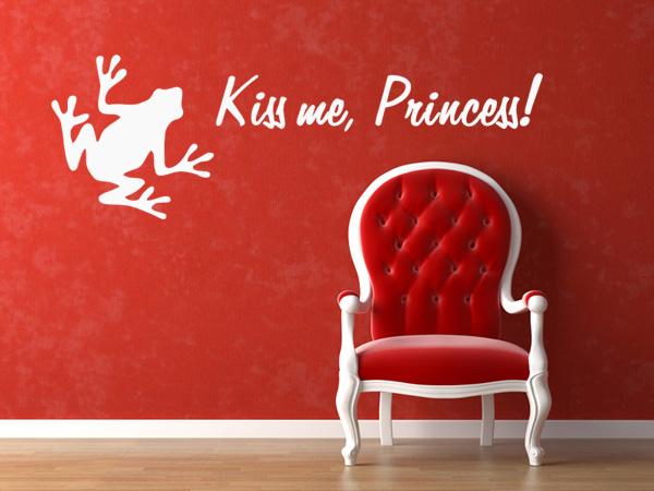 Kiss me, Princess