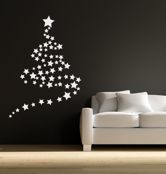 Sternenbaum Weihnachten