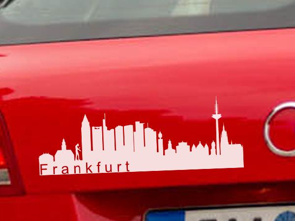 Autoskyline Frankfurt