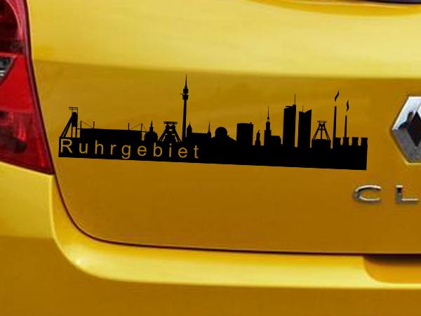Autoskyline Ruhrgebiet