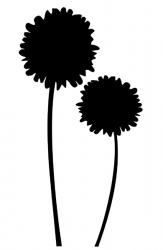 Blumenpaar M