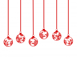 Weihnachtskugeln XL