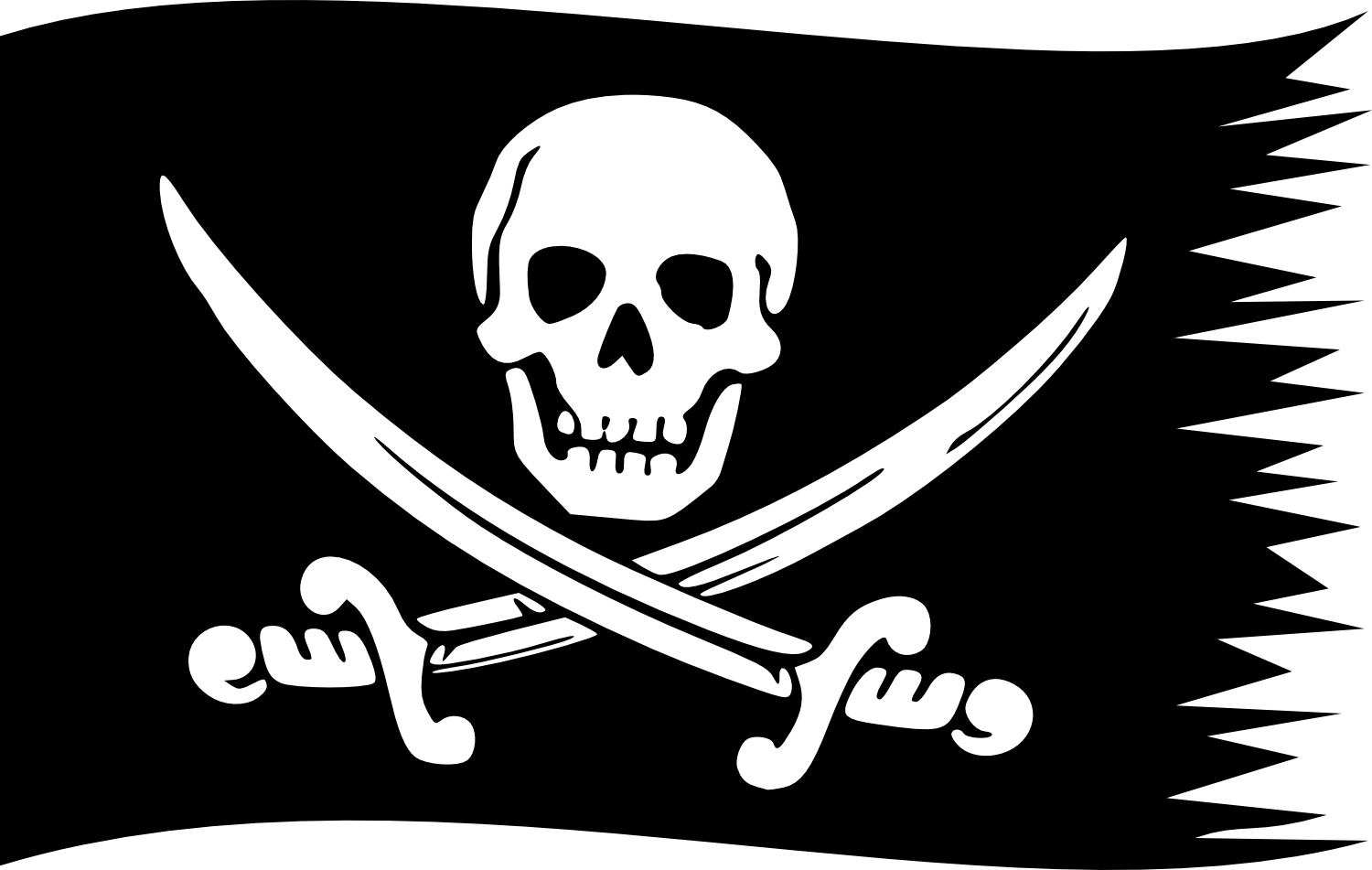 Piratenflagge Joy Studio Design Gallery Photo